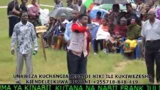 Mbeya Crusade [ Prophet Frank Julius Kilawah ]