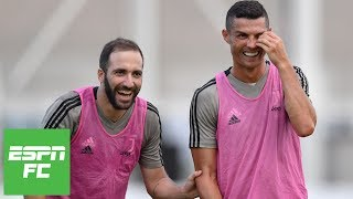 More goals this season, Cristiano Ronaldo or Gonzalo Higuain? | Extra Time | ESPN FC - Video Youtube