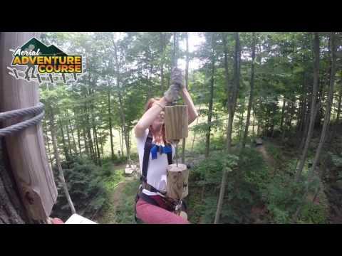 Peek'n Peak Mountain Adventures: GAUNTLET