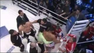 Кличко Солис. Нокаут 1 раунд ( Klichko  Solis 1 Round KO)