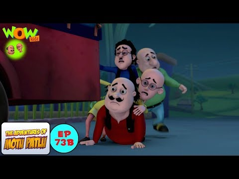 Furfuri Nagar Ka Bhoot - Motu Patlu in Hindi WITH ENGLISH, SPANISH & FRENCH SUBTITLES