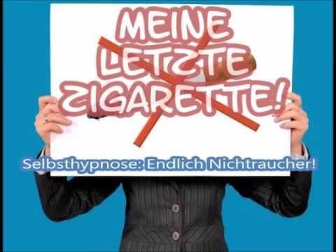 Hat auf dem sechsten Monat Rauchen aufgegeben