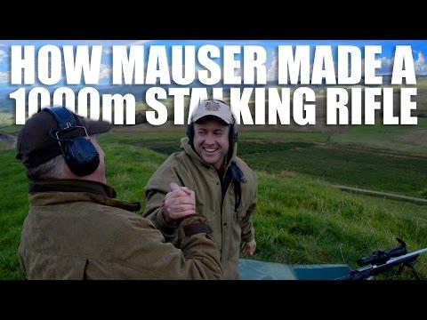 How Mauser Made a 1,000m Rifle