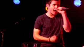 Your Eyes Don't Lie , David Archuleta, Grand Rapids MI