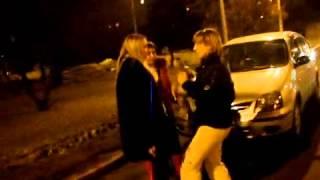 Разборки русских женщин!