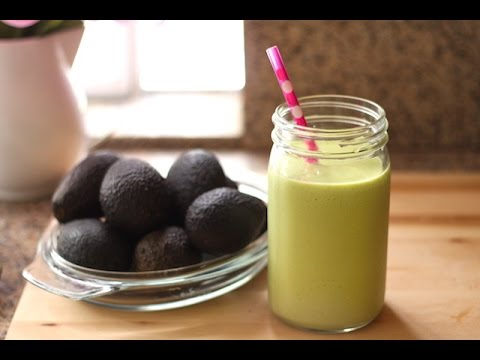 Video How To Make Avocado Smoothie | Summer Drink Series |Simply Bakings
