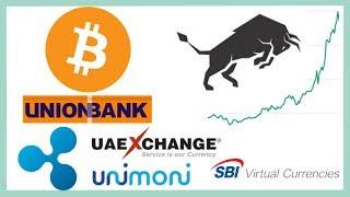 TA: Bitcoin Bear Market OVER & BULLISH! - UAE Exchange & Unimoni RippleNet - UnionBank Crypto ATM