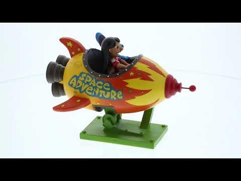 Space Adventure / Aventure Spatiale - Lilo & Stitch Figurine Disneyland Paris