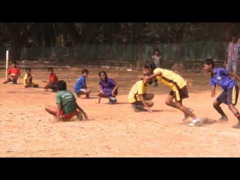 Permainan Tradisional India