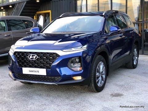 2019 Hyundai Santa Fe - Serius Merecik Habis