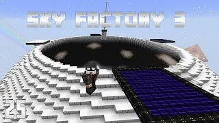 Sky Factory 3 EP24 Environmental Tech Nanobot Beacon - Самые лучшие