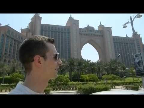 Vlog: Sulla Palma artificiale di Dubai...Palm Jumeirah