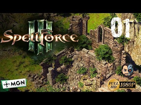 Gameplay de SpellForce 3