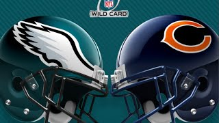 Philadelphia Eagles Vs. Chicago Bears LIVE Stream Reaction