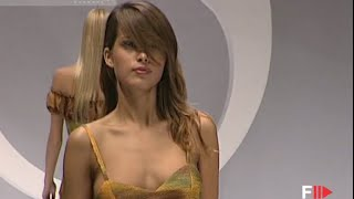 LUCIANO SOPRANI Full Show Spring Summer 2002 Milan by Fashion Channel