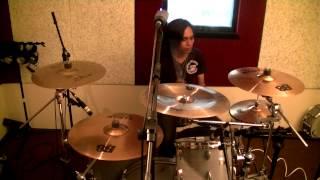 Refly Drum Cover | Living Dead   Edane | Live From Dream Studio