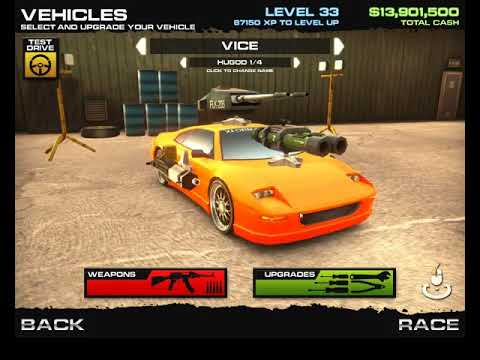 Burnin Rubber 5 HD Modding: Taxi Battles (Boss level
