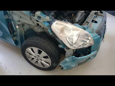 Riparazione carrozzeria Suzuki Swift