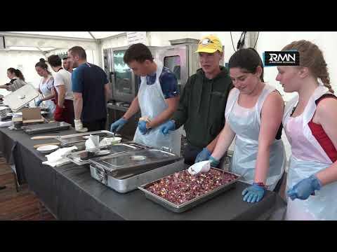 #Charrues19 : Comment faire pour ... manger VÉGÉTARIEN au festival