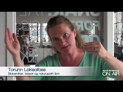 Torunn Laksafoss - Hvilken olie er bedst og sundest