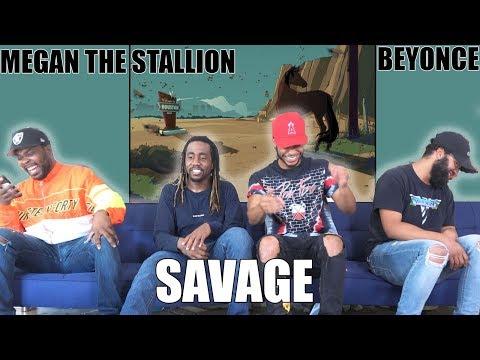 Megan Thee Stallion - Savage Remix feat. Beyoncé Reaction/Review