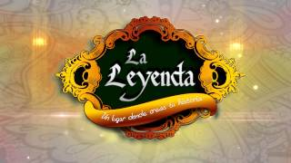La leyenda Video loop 2 Alexandra Stan - Little Lies