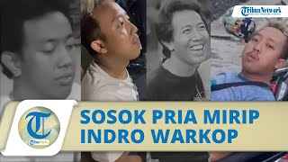 Viral Video Pria Mirip Indro Warkop saat Masih Muda Nongkrong di Angkringan