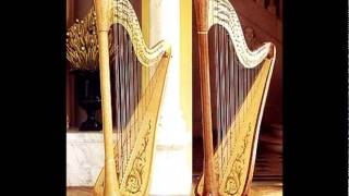 Liszt - La Campanella (Harp play) (ラ・カンパネラ/ハープ演奏)