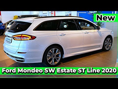 New Ford Mondeo SW Estate ST Line 2020 Review Interior Exterior