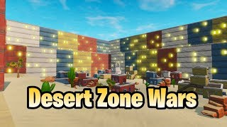 Desert Zone Wars Fortnite Creative Map Codes Dropnite Com