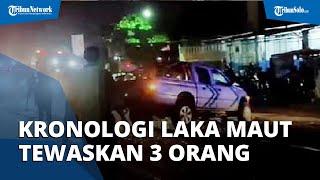 Kronologi Kecelakaan Maut di Sambungmacan Sragen, Xenia vs Mazda Adu Banteng Tewaskan 3 Orang