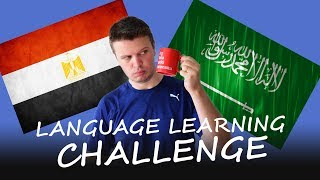 I HAVE 3 WEEKS to LEARN ARABIC - Language Learning Challenge with Duolingo Arabic and Mondly!