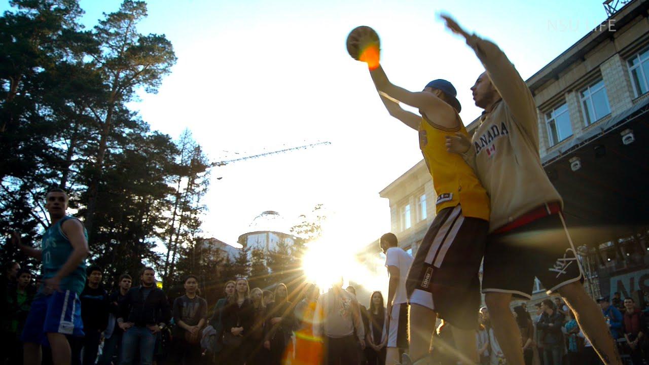 NSURBANIA-2015. STREETBALL