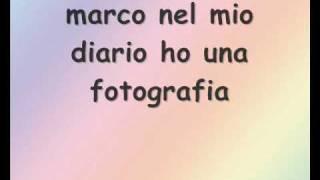 "Video thumbnail of ""La solitudine lyrics -Laura Pausini"""