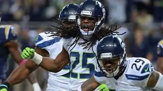 NFL Week 7: Seahawks protest during anthem 2017
