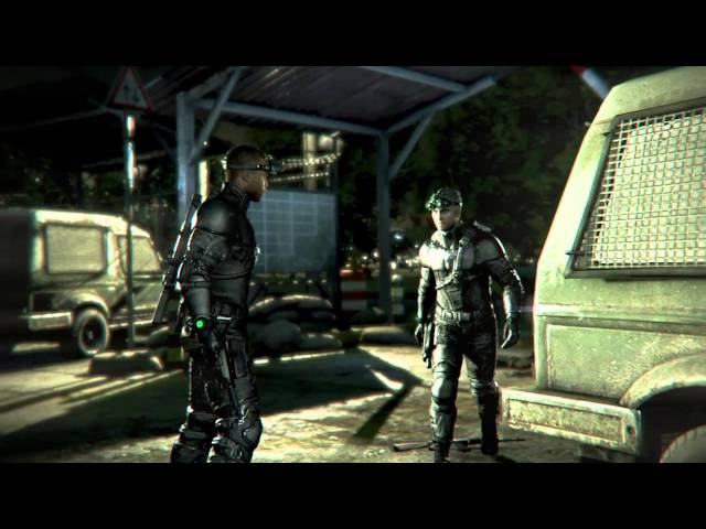 Splinter Cell Blacklist - Co-op Trailer [ANZ]