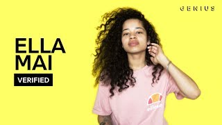 "Ella Mai ""Lay Up"" Official Lyrics & Meaning | Verified"