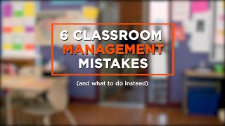 Research-Backed Strategies for Better Classroom Management