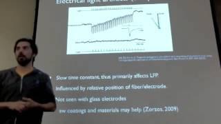 Tom Davidson - Combining Optogenetics and Electrophysiology @ EBAE3