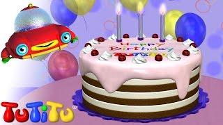 TuTiTu Toys | Happy Birthday Cake