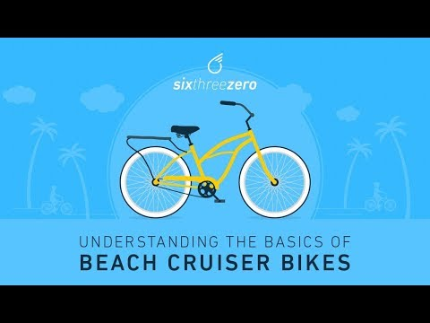 Understanding the Basics of Beach Cruiser Bikes