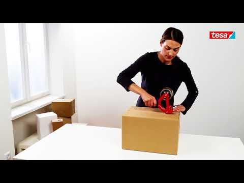 tesa® 06400 Emballer Dérouleur Comfort