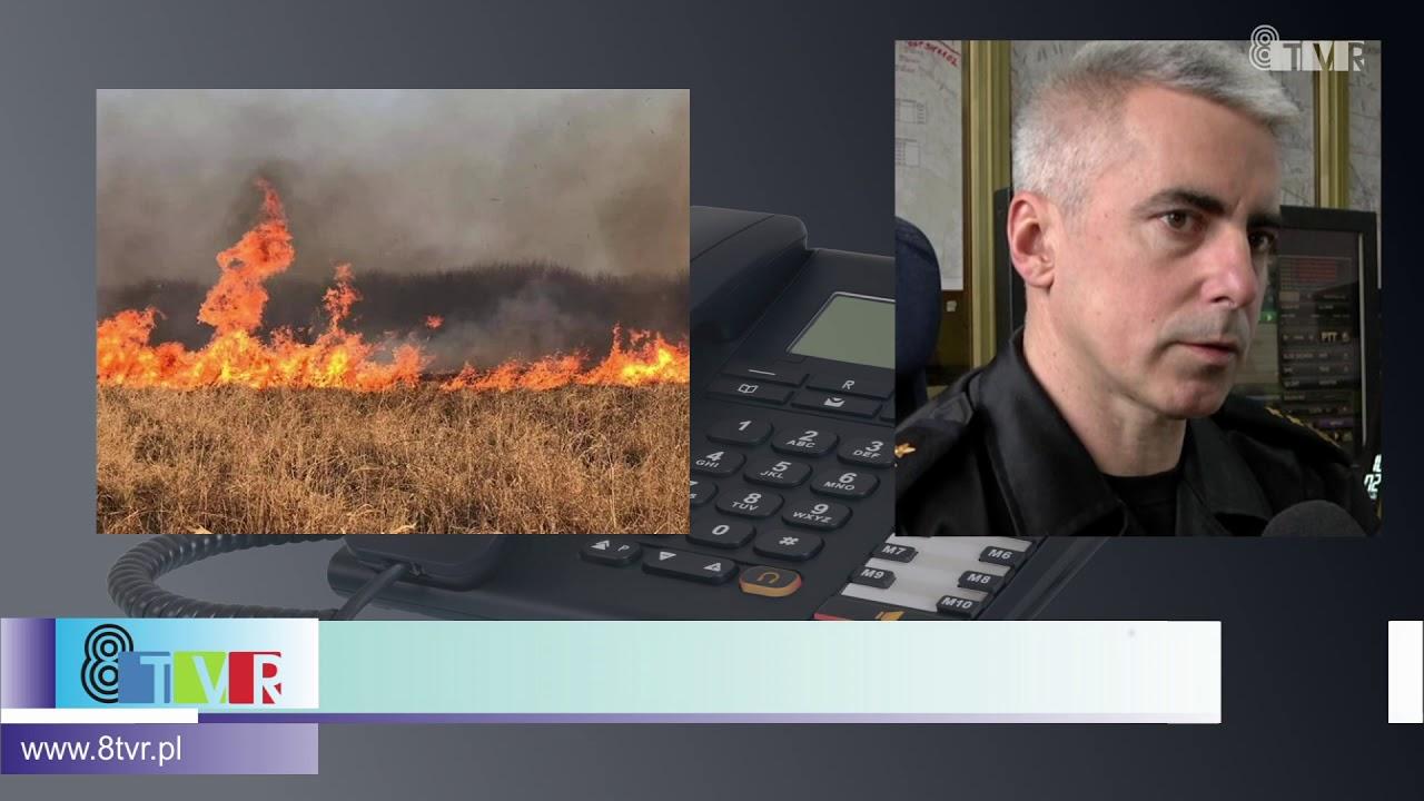 Niebezpieczne pożary