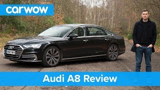 Audi A8 2019 in-depth review | carwow Reviews