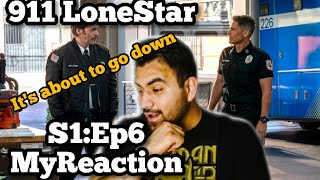"""911 Lone Star Season 1 Episode 6 """"Friends Like These"""" 