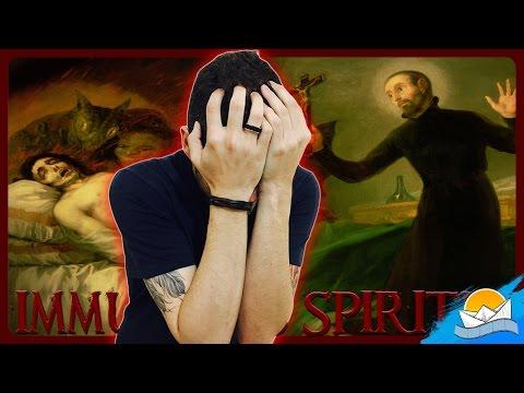 IMMUNDUS SPIRITUS | NA ESCURIDÃO DA MENTE | Paul Tremblay