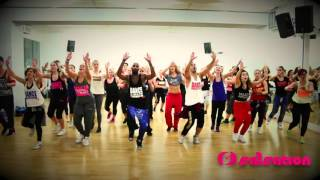 OMEGA ft  YANDEL   Jaque Mate Remix - Salsation Choreography by Vladimir Geronimo