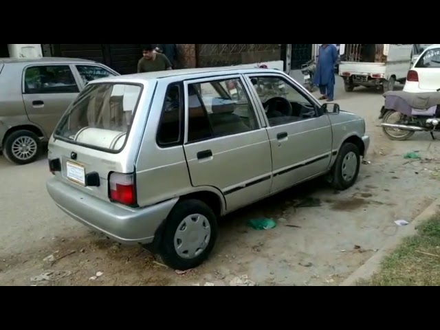 Suzuki Mehran VXR 2004 for Sale in Karachi