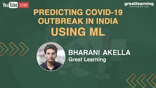 Predicting COVID-19 With Machine Learning | Machine Learning Training | Great Learning