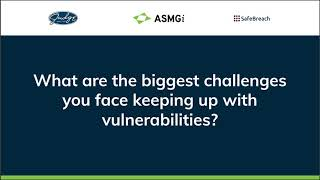 Prioritize Patching with Risk Based Vulnerability Management